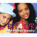 Claire's BFF In-store Signage