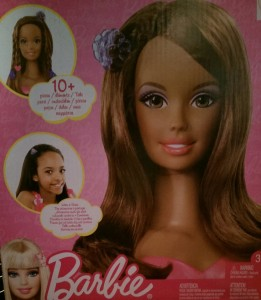 Barbie Doll Packaging