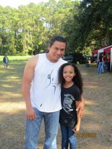 Me & Gregory Cruz